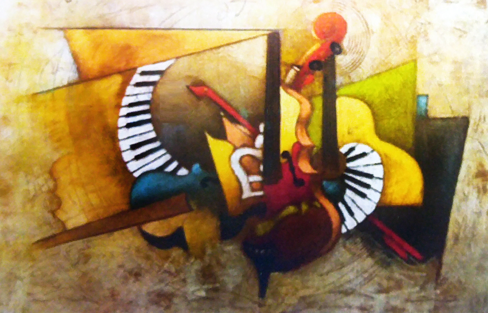 Orchestration 34x48