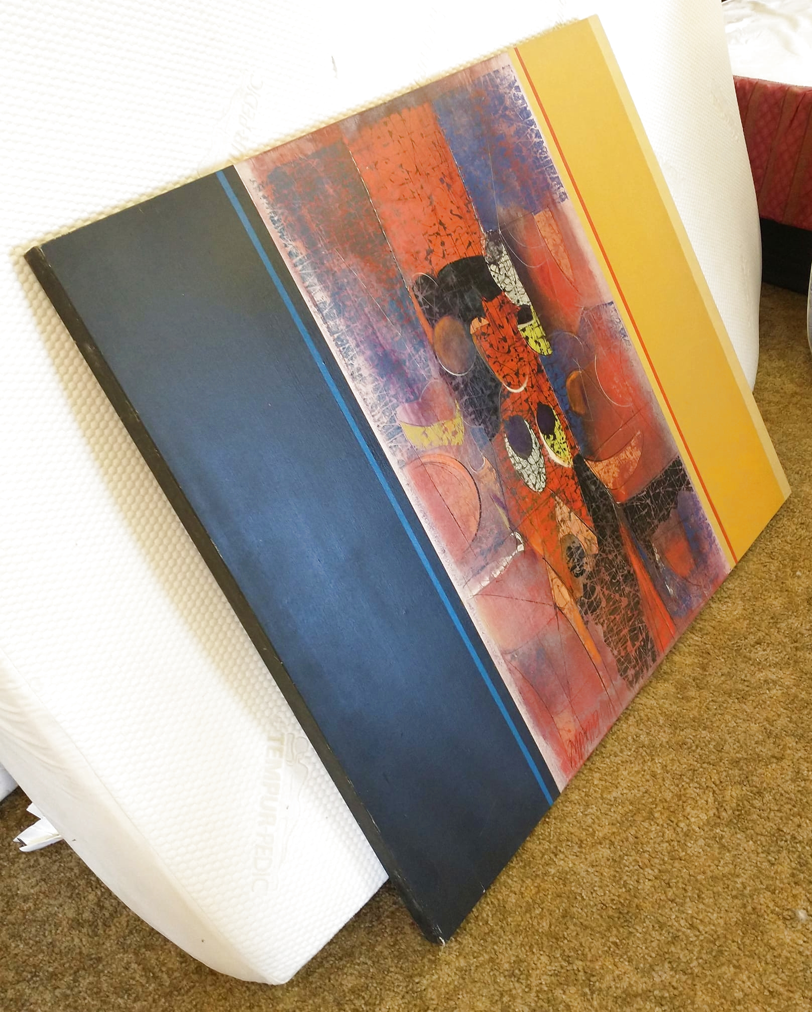 Untitled Painting 1971 36x45