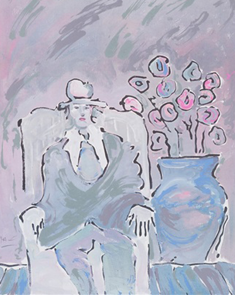 Seated Man 1981