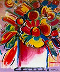 Abstract Flowers III 2001