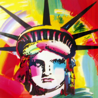 Liberties, Set of 4 Serigraphs