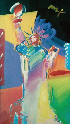 Statue of Liberty 2000 55x35