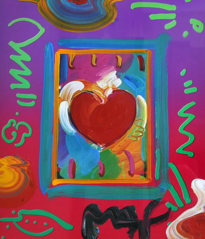 Heart 2000 Unique 24x23