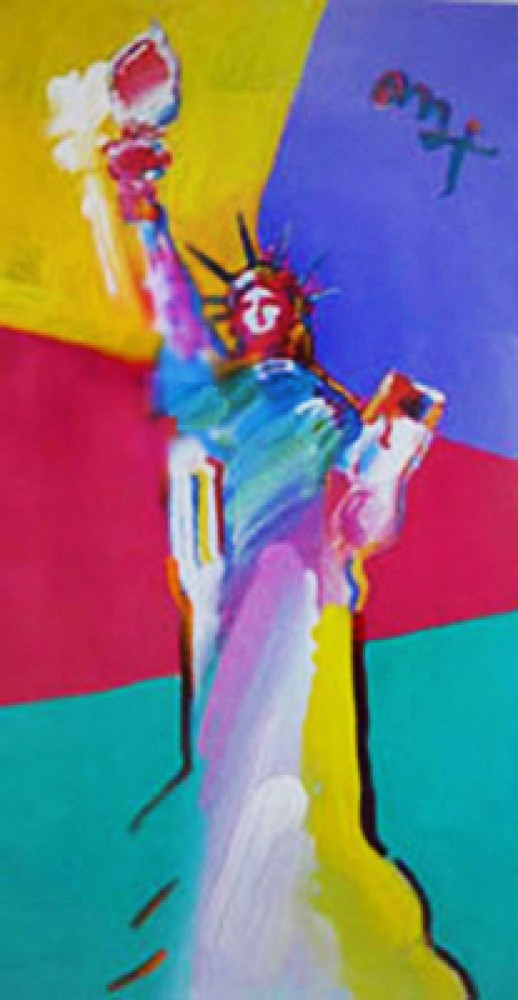 Peter Max Art For Sale
