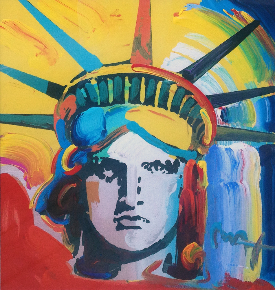 Liberty Head Unique 2003  24x24