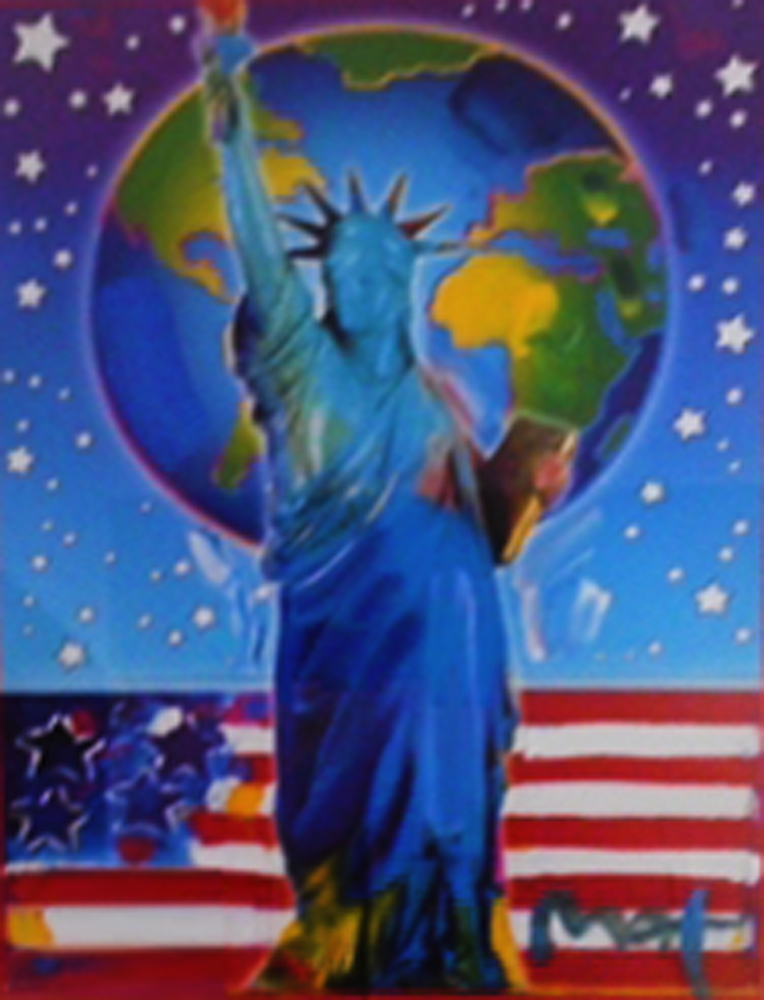 Peace on Earth 2 Unique 32x37