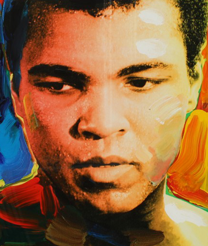 Muhammad Ali I Unique 2007 42x46