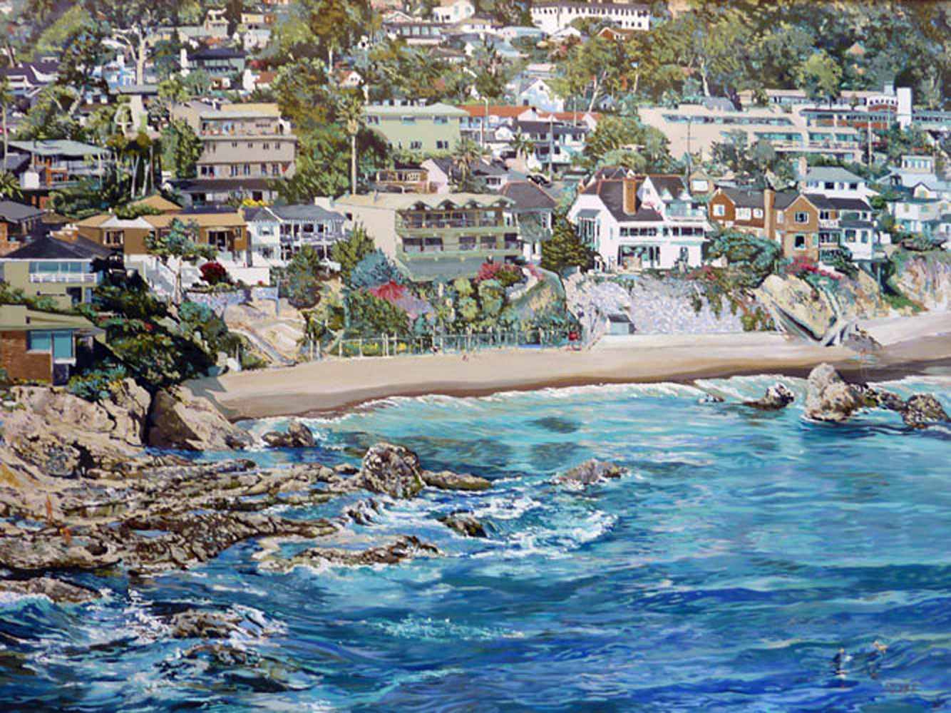 Woods Cove, Laguna Beach