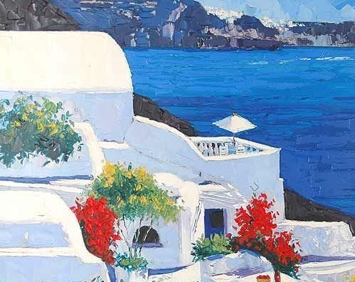 Greek Isles II AP 1999