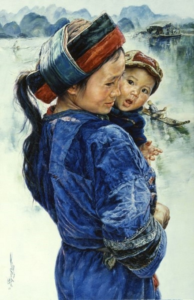 Mother And Child 1984