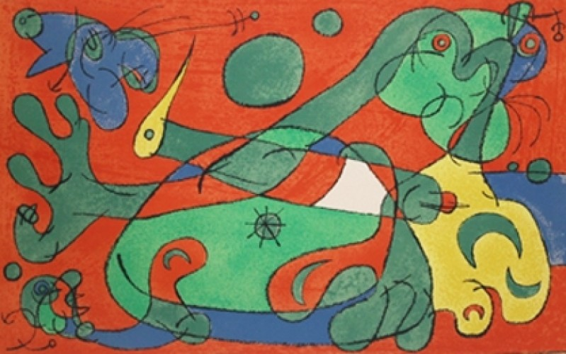 Joan Miro Art for Sale