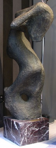 Era Della Preistoria - Era of Prehistory Bronze Sculpture 1968 49 in
