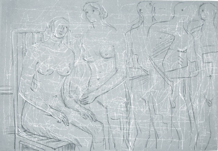 Group of Figures