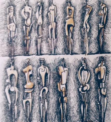 Henry Moore Art For Sale