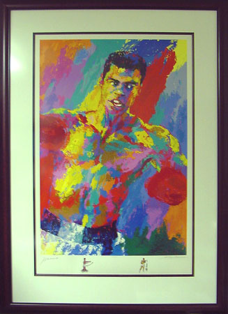 Athlete Of The Century Muhammed Ali 2001