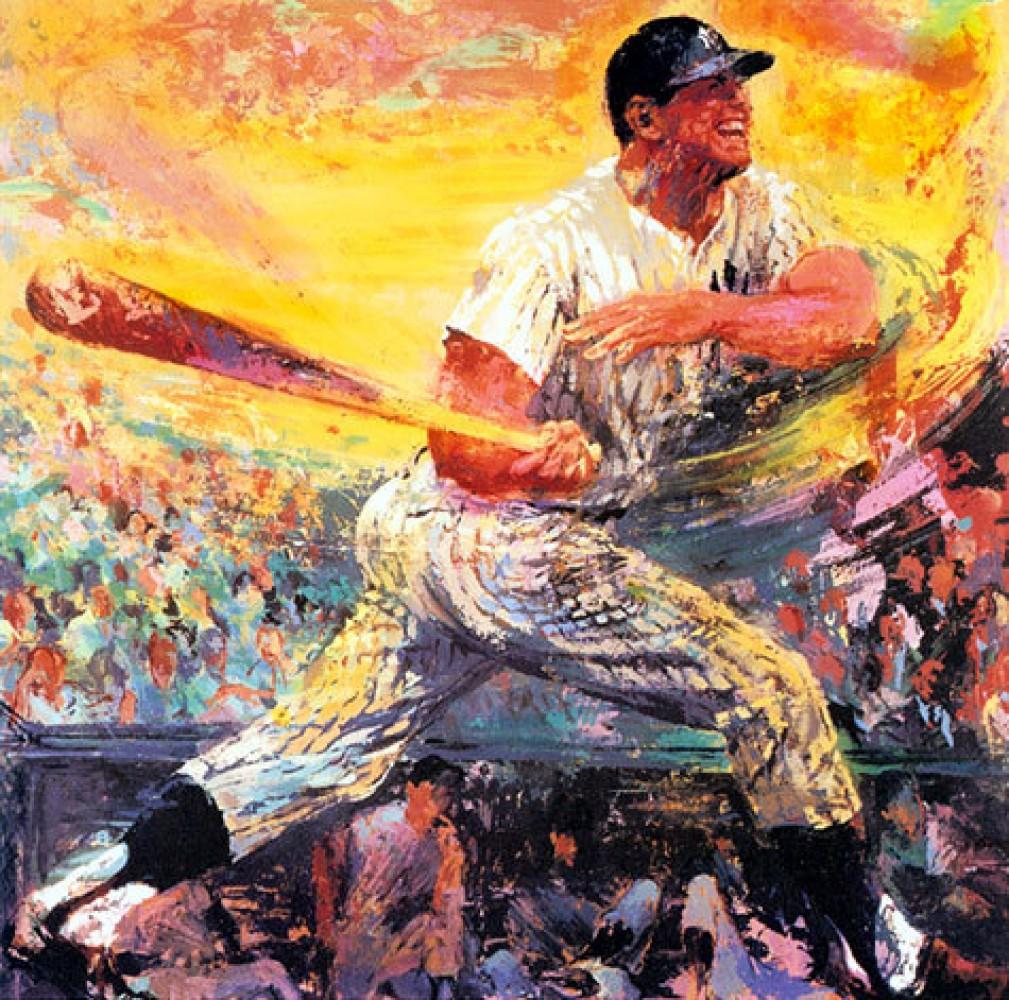 Mickey Mantle 1999