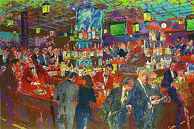 Harry's Wall Street Bar 1985