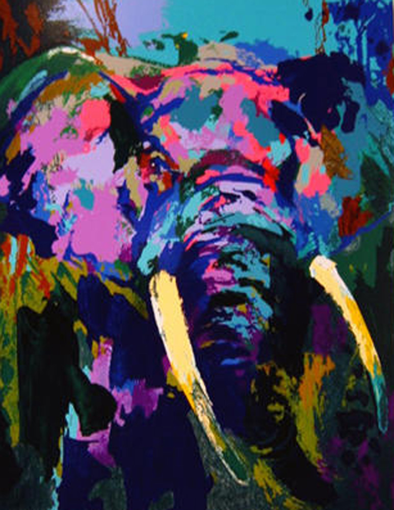 Portrait of the Elephant PP 2003