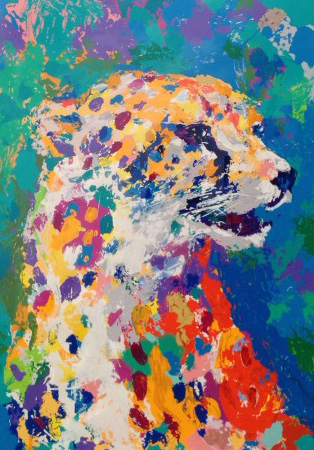 Portrait of the Cheetah 2004
