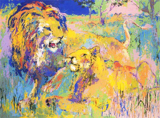 Lion Couple 1981