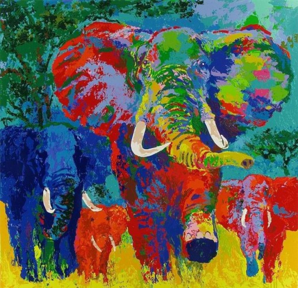 Leroy neiman art for sale for Painting for sale by artist