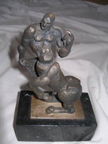 Centaur Bronze Sculpture 1989