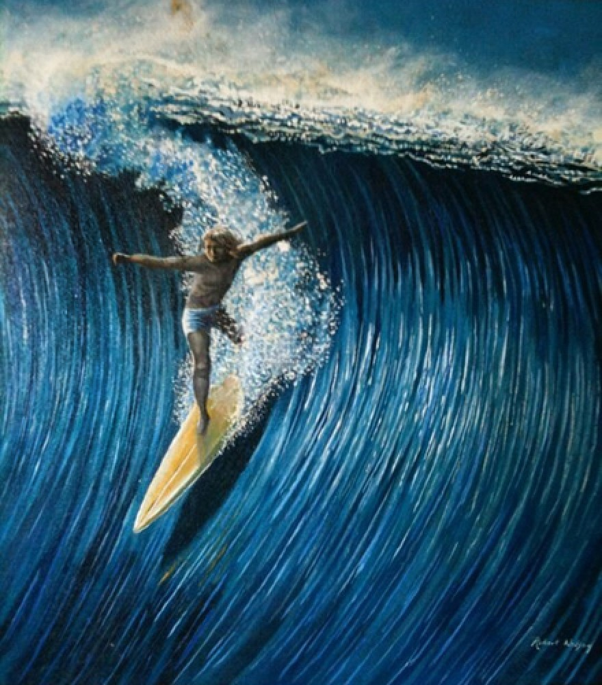 North Shore Surfer 1977 28x34