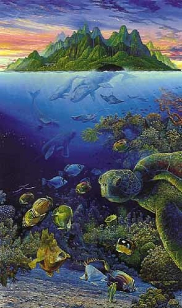 An Underwater Congress 1992