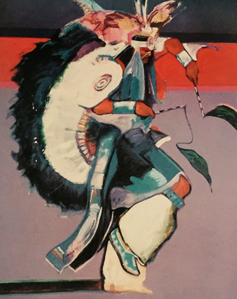 Traditional Dancer II 1994