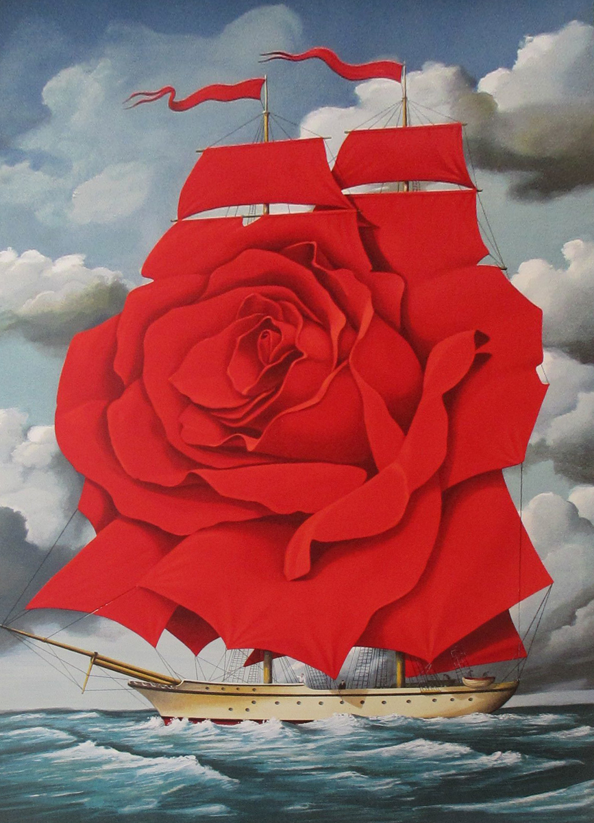 Red Rose Ship 2007