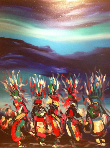Starlight Dance 60x48