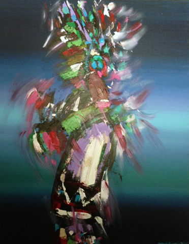 Harvest Dancer 1994 50x40