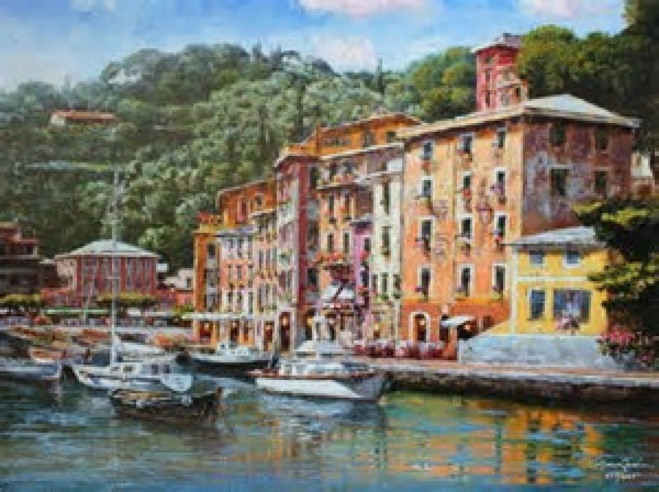 Dockside At Portofino Embellished 2010