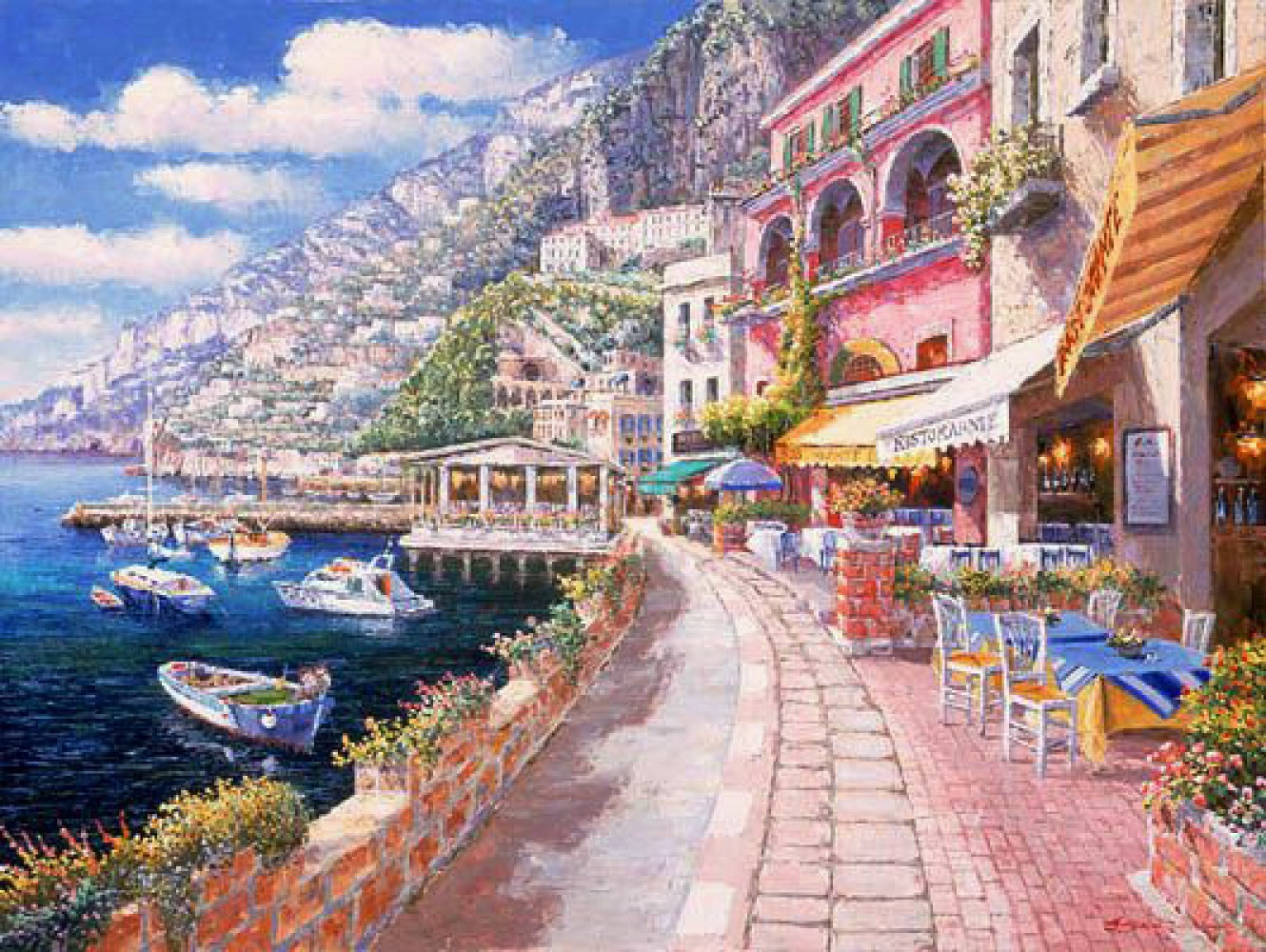 Dockside Amalfi 2003
