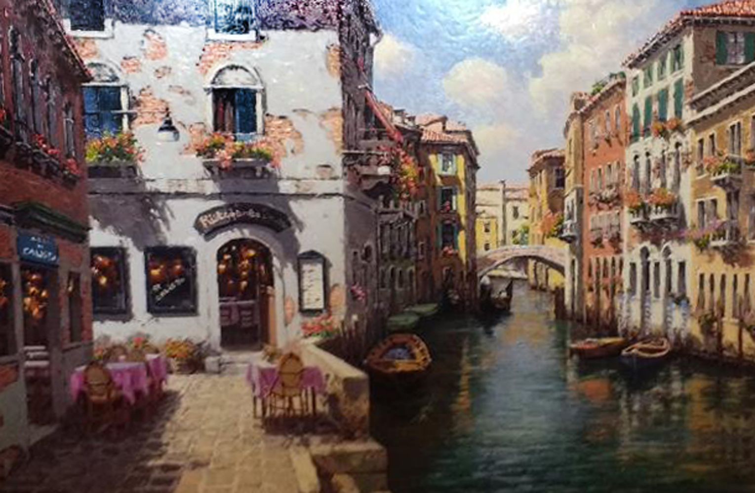 Venetian Colors Embellished AP 2001