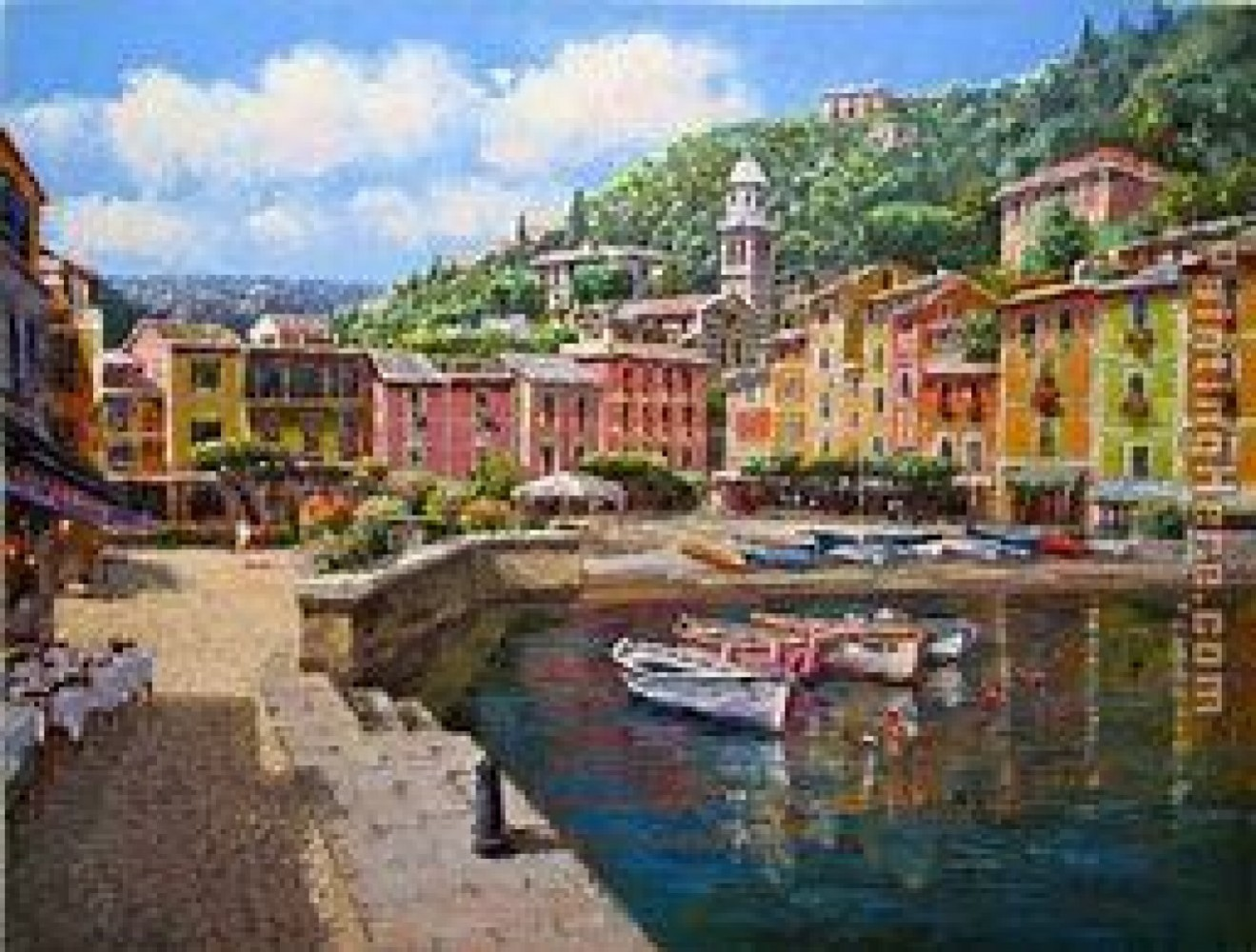 Harbor At Portofino 2003