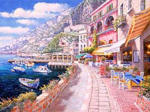 Dockside at Amalfi AP 2003