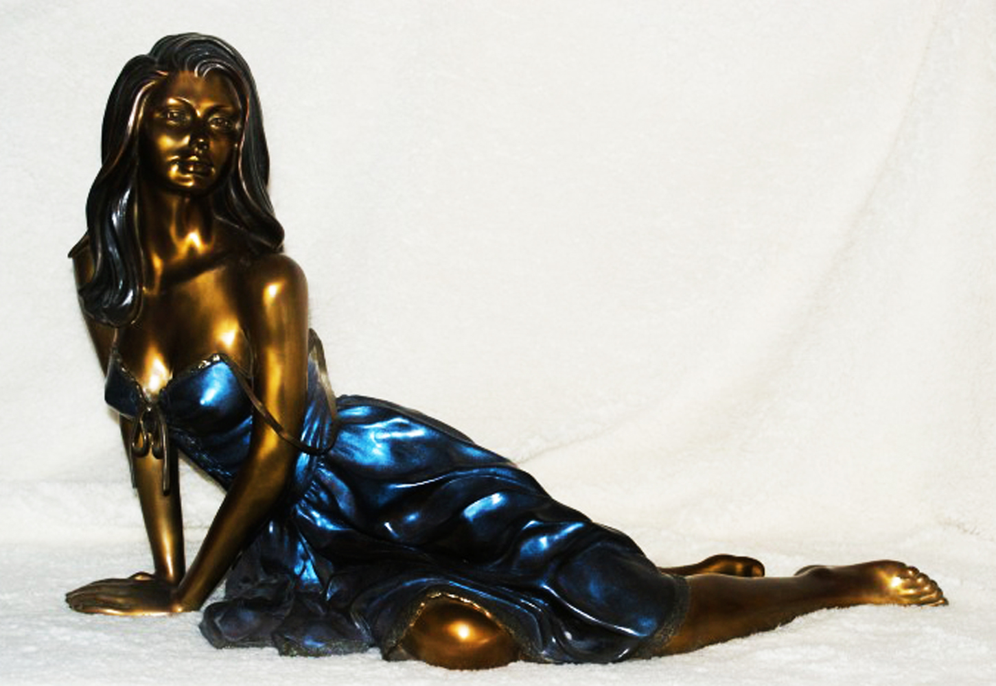 Tranquility Bronze Sculpture 1999