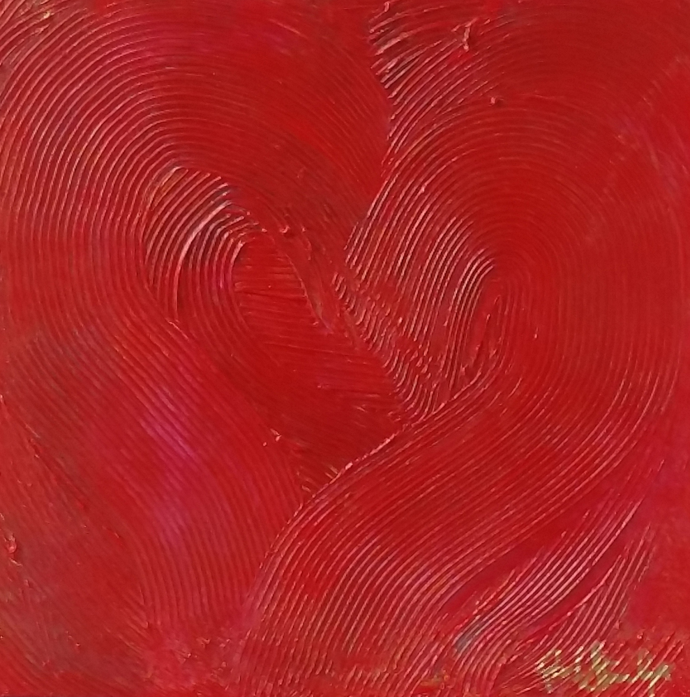Heart - Red 26x26