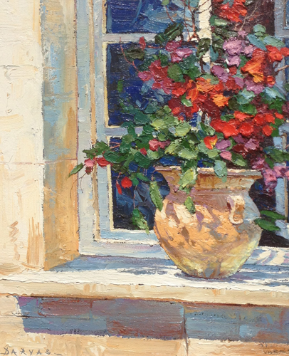 Window Sill 1995 38x24