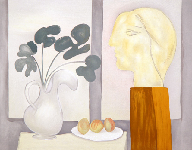 Nature Morte a La Fenetre 1932