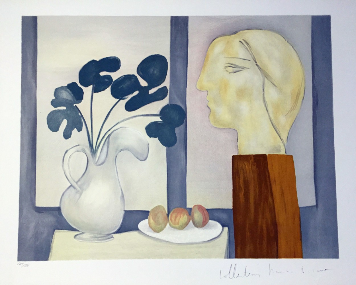 Nature Morte a La Fenetre 1982