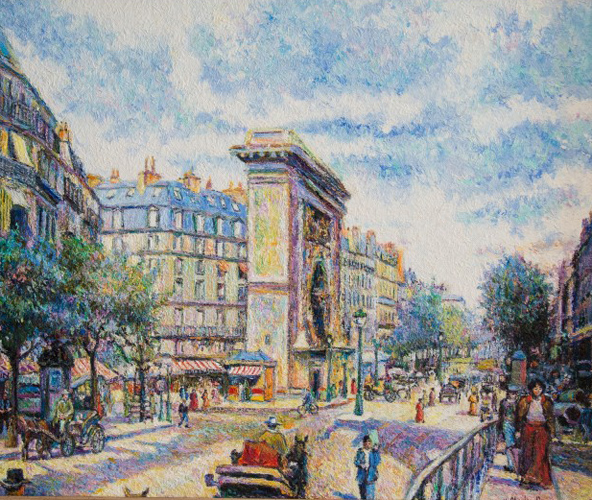 h claude pissarro art for sale