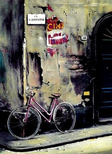 Une Bicyclette a Florence 1991