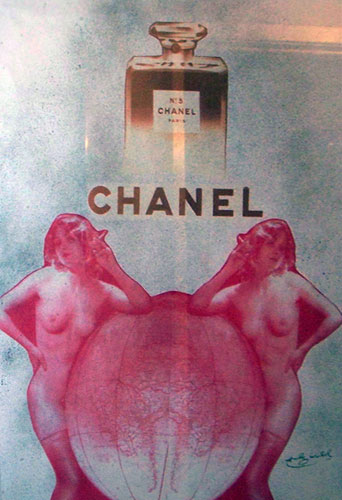 Chanel Unique 36x24