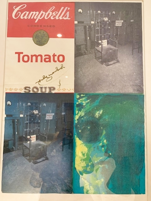 Tomato Soup-Electric Chair