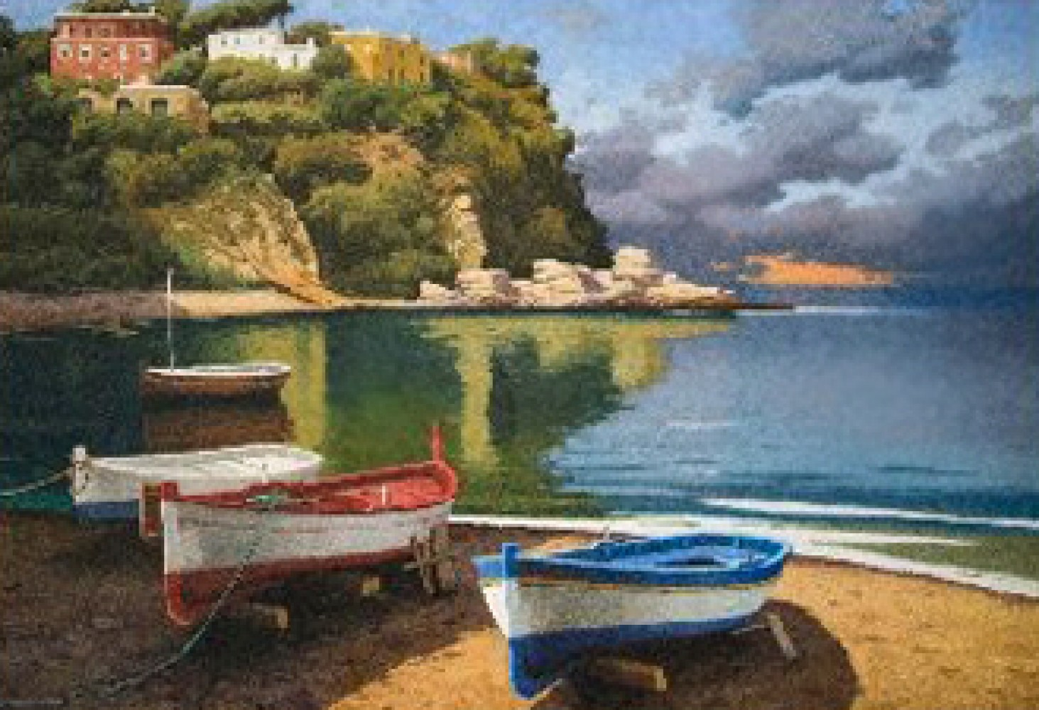 Ramon Pujol Art For Sale