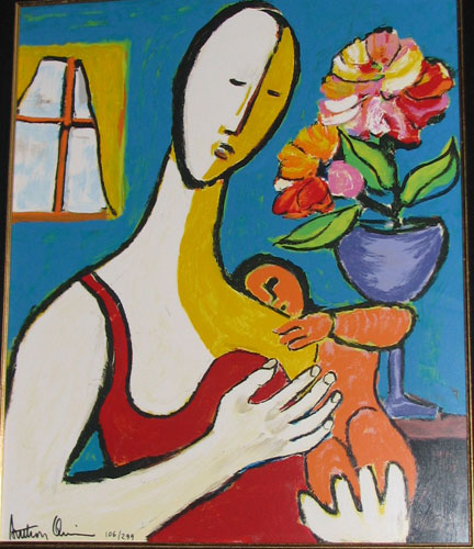 Mother and Child 1988