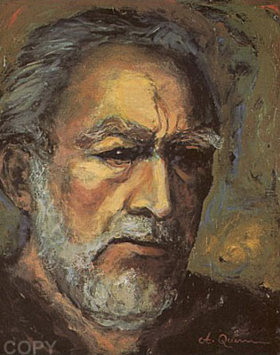 Zorba Self Portrait 1983