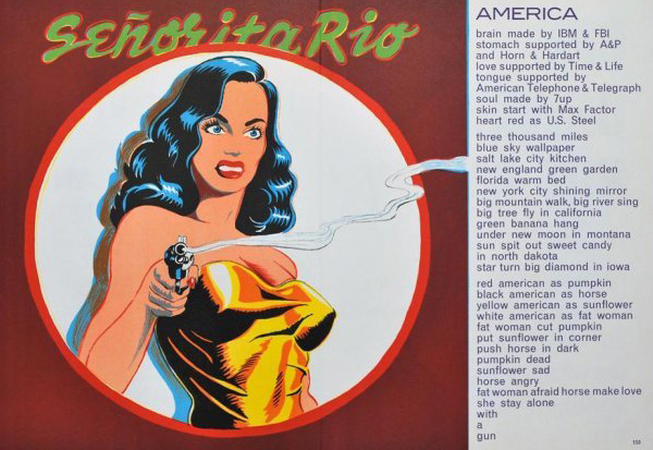 Senorita Rio, From 1 Cent Life 1963